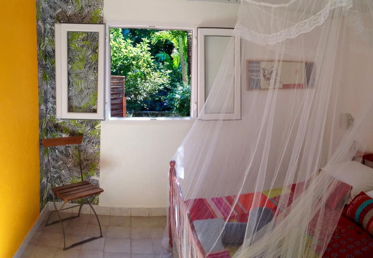 Gites deshaies - Tribord - location pour 4 personnes à Deshaies