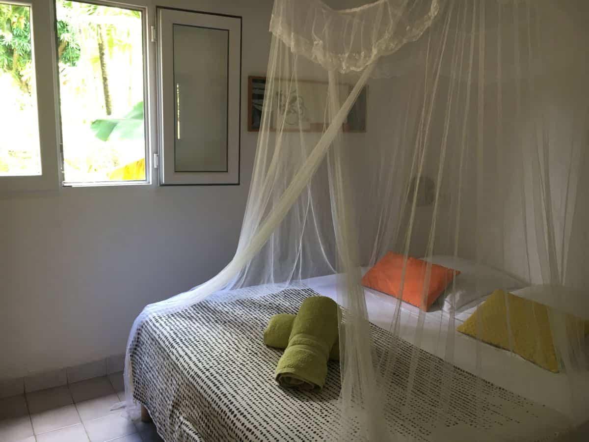 Location de vacances Guadeloupe -Gite Deshaies pour 4 personnes:
