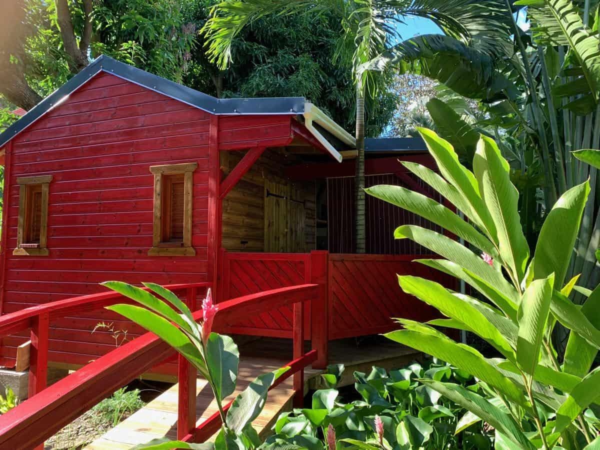 Location de vacances Guadeloupe -Cabane du Voyageur